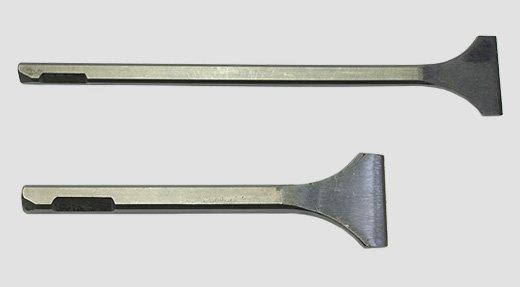 Scraper Chisel2″ W (Sq. Shank Style)