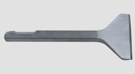 """Stainless Steel Scraper Chisel2¾"""" W X 7"""" Long"""