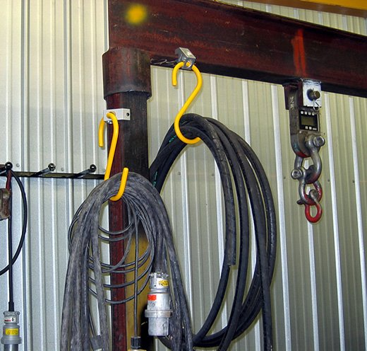 Hang-It clamps and S hooks