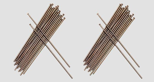 Beryllium Copper Needles