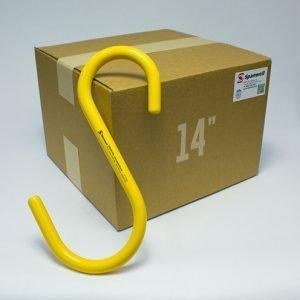 14″ S Hooks (Box Of 25)