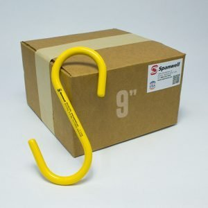 9″ S Hook (Box Of 25)