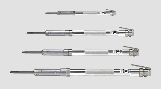 Long Reach Stainless Steel Scalers